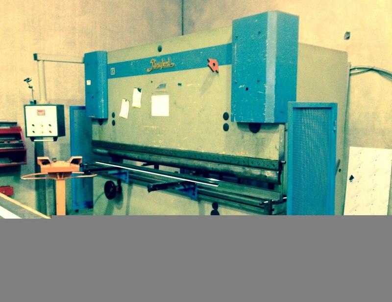Press brake repairs Melbounre